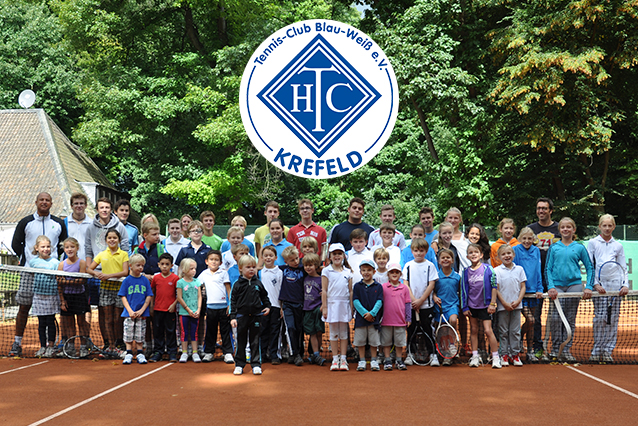 Hier wird die Jugend gefördert. (Foto: © HTC Blau-Weiß Krefeld e.V.)