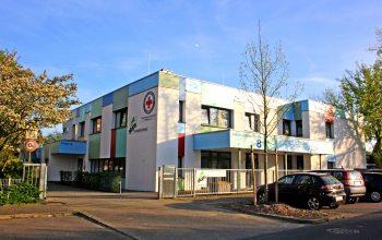 Stups-Kinderzentrum, Aussenansicht (Foto: © Nadia Joppen)
