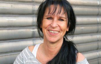 Silvia Bernardo - Die Powerfrau. (Foto: Silvia Bernardo)