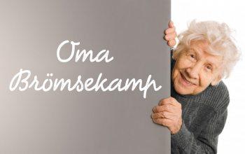 Oma Brömsekamp (Foto: Vladimir Voronin © 123RF.com)