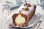 Schokoladenkuchen mit Birnen (Foto: EDEKA)
