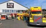 Der imposante Sinalco-Showtruck war vielen Besuchern bereits von der jährlich stattfindenden NRW-Grillmeisterschaft bekannt.