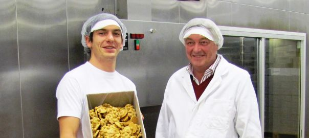 Harry Lassche Gebaeckmanifaktur Gebaeck Kekse