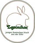 Lapinchen frische Kaninchen Logo