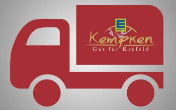 Edeka Kempken Krefeld Senioren Lieferservice