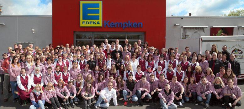 20 Jahre Edeka Kempken (Foto: © EDEKA Kempken)