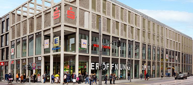 Edeka Kempken Forum Krefeld Neueröffnung Friedrichstraße
