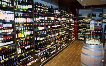 Weinabteilung Edeka Kempken Fütingsweg (Foto: © EDEKA Kempken)