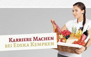 Jobs & Karriere bei Edeka Kempken in Krefeld (Foto: © EDEKA)