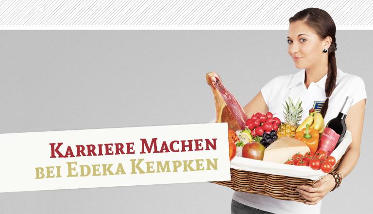 Jobs & Karriere bei Edeka Kempken in Krefeld