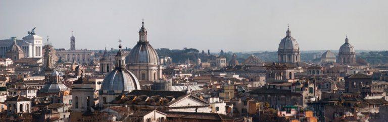 Rom Reise Unterwegs Edeka Kempken