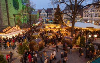 Fachwerk am Markt (Foto: Gero Sliwa)