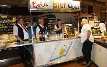 Schlemmerabend - Bier und Softgetränke (Foto: © EDEKA Kempken)