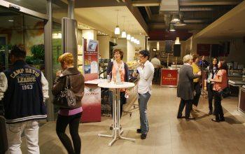 Schlemmerabend - Markteingang (Foto: © EDEKA Kempken)